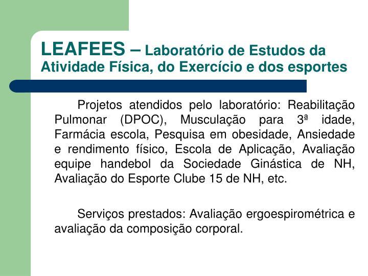 LEAFEES –