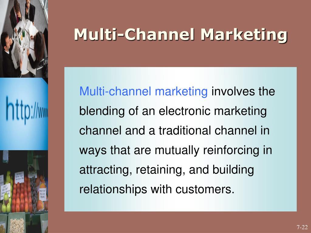 Multi-Channel Marketing