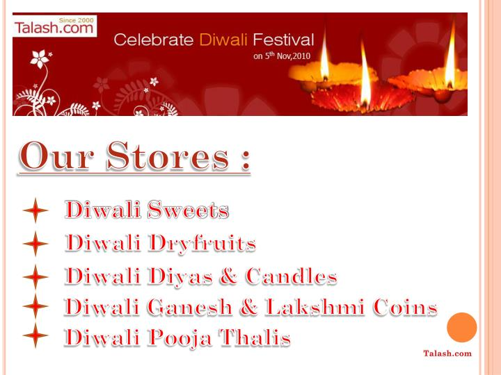 Our Stores :