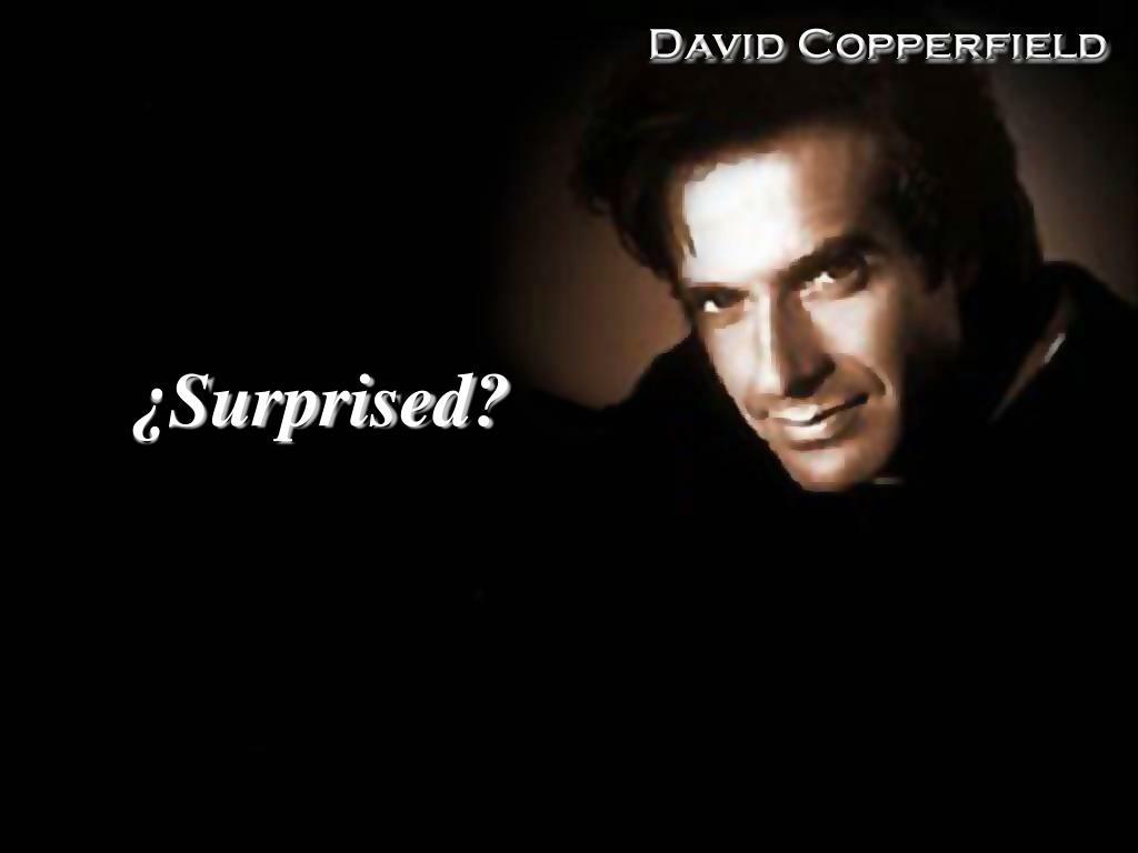 ¿Surprised?