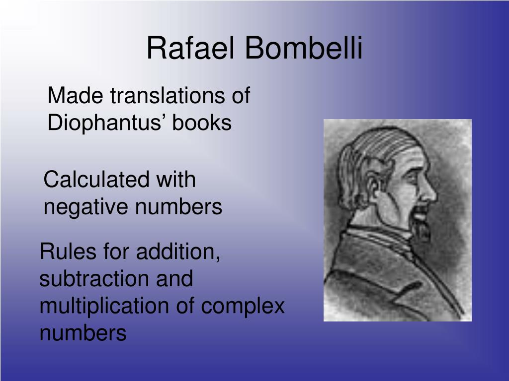 Rafael Bombelli