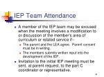 iep team attendance34