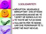3 solidariteti