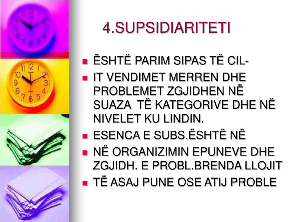 4.SUPSIDIARITETI