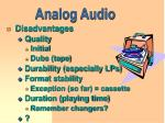 analog audio6