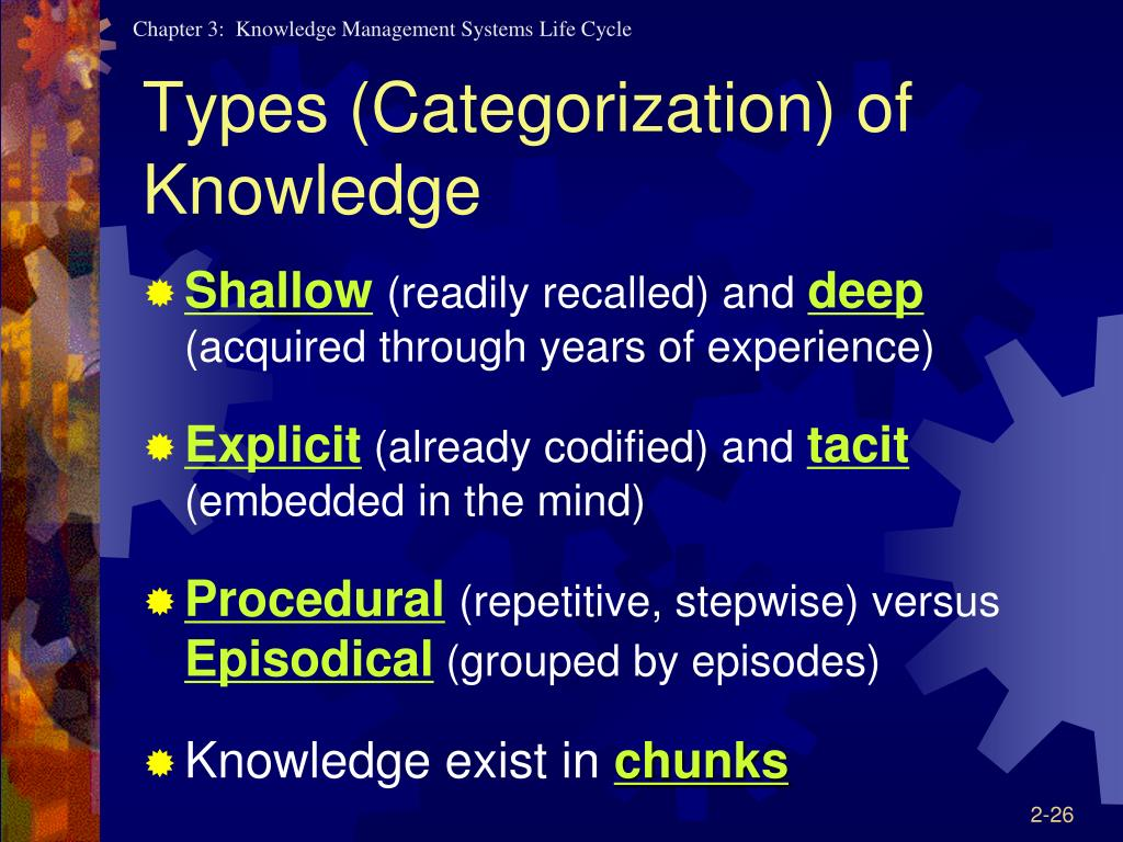 the types of knowledge management Processes taking place in particular types of service industry companies  (eg  document storage, sharing and management systems, crm, data warehouses.