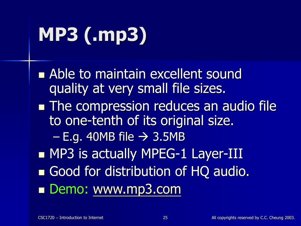 MP3 (.mp3)
