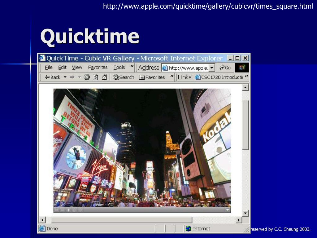 http://www.apple.com/quicktime/gallery/cubicvr/times_square.html