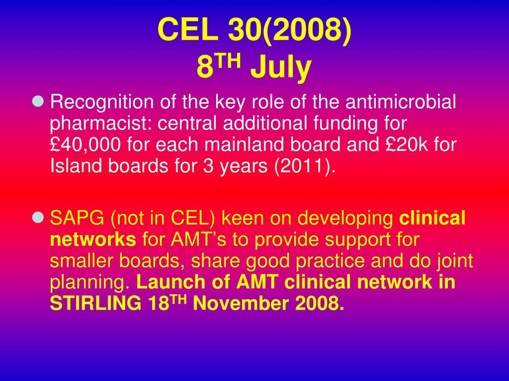 CEL 30(2008)