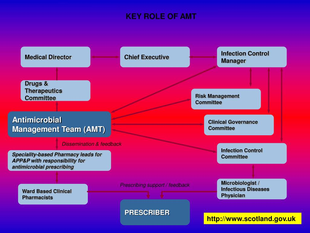 KEY ROLE OF AMT