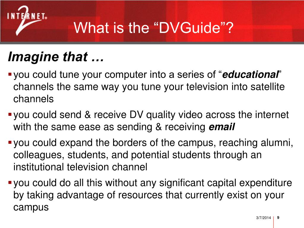 """What is the """"DVGuide""""?"""