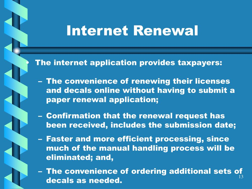 The internet application provides taxpayers: