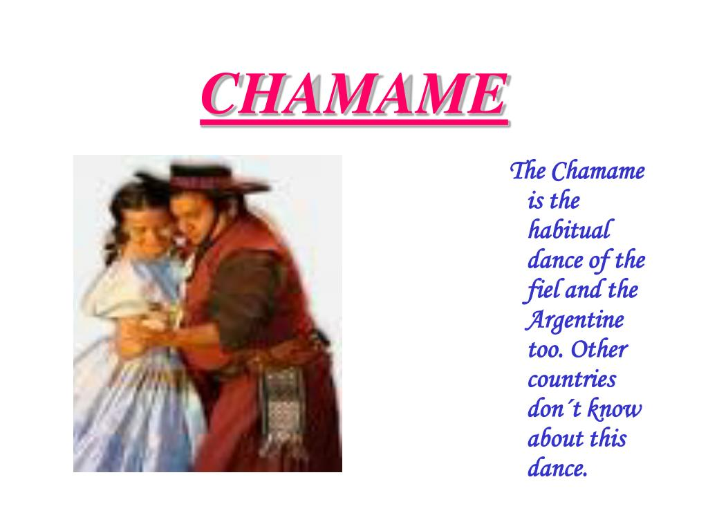 CHAMAME