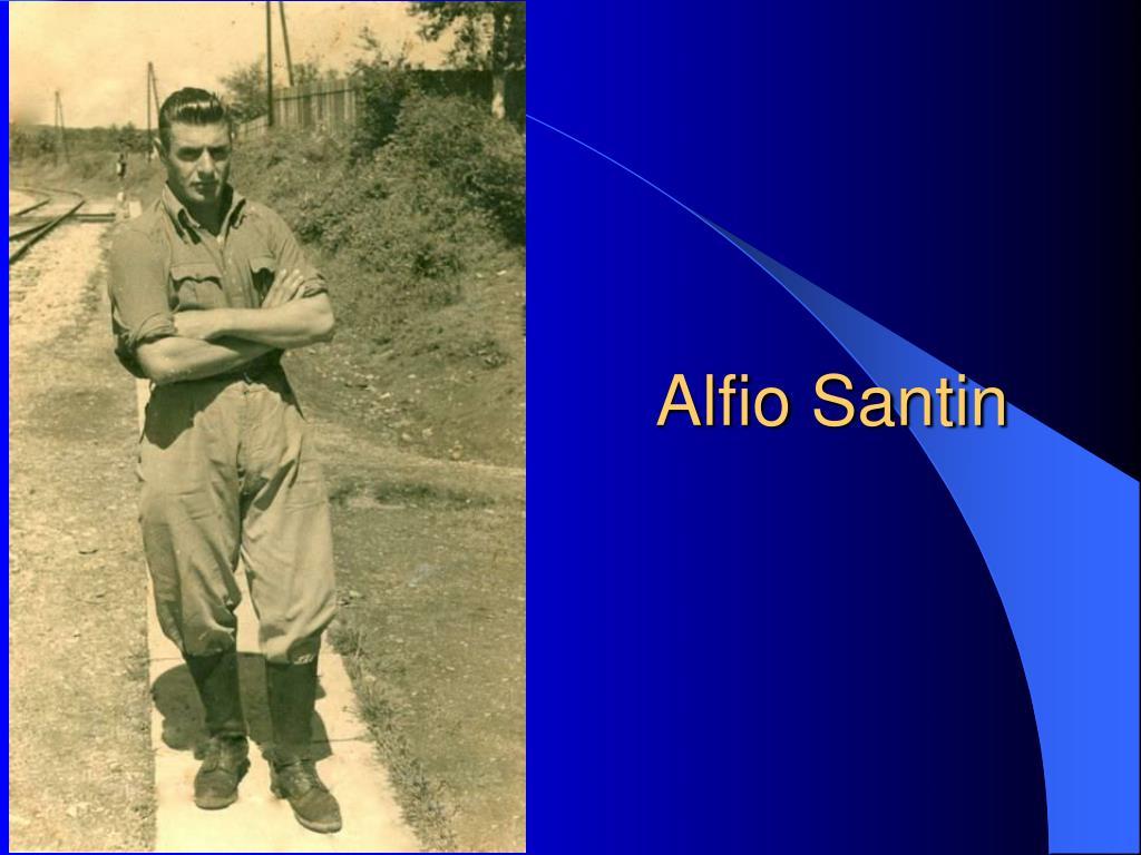 Alfio Santin