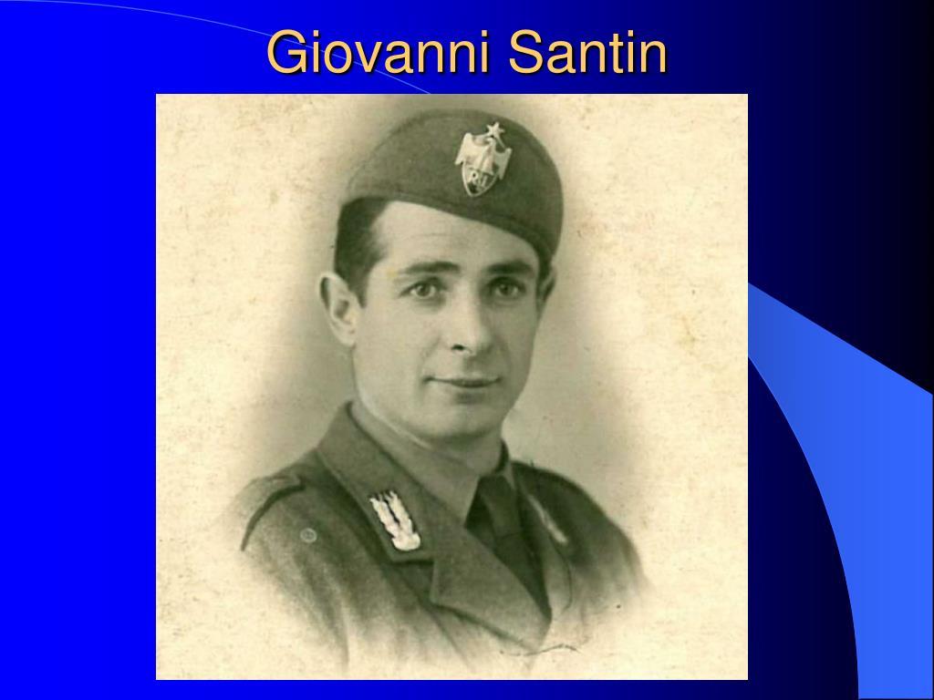 Giovanni Santin
