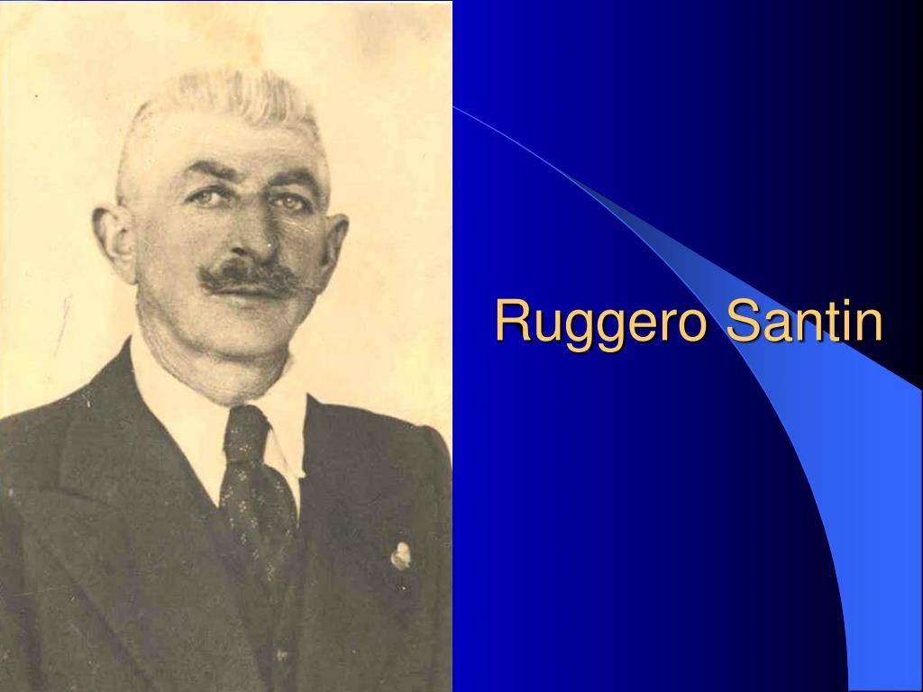 Ruggero Santin