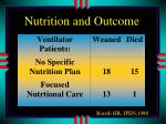 nutrition and outcome3