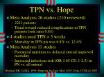 tpn vs hope