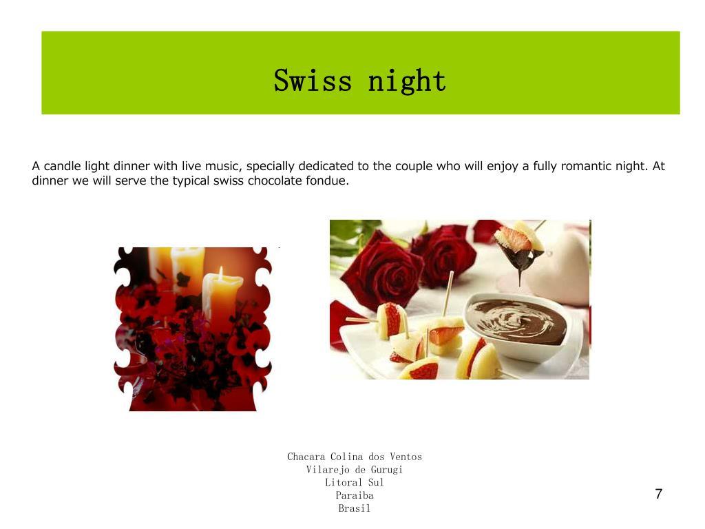 Swiss night