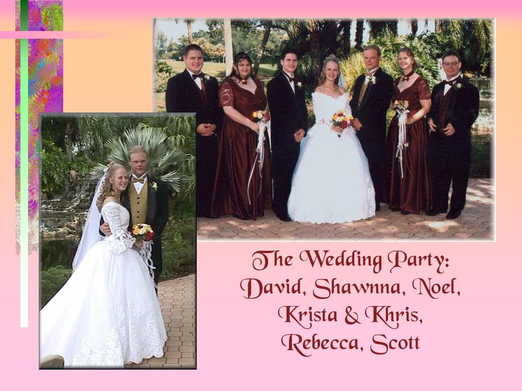 The Wedding Party: