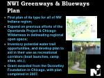 nwi greenways blueways plan