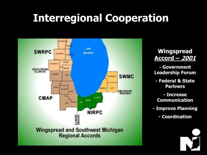 Interregional Cooperation