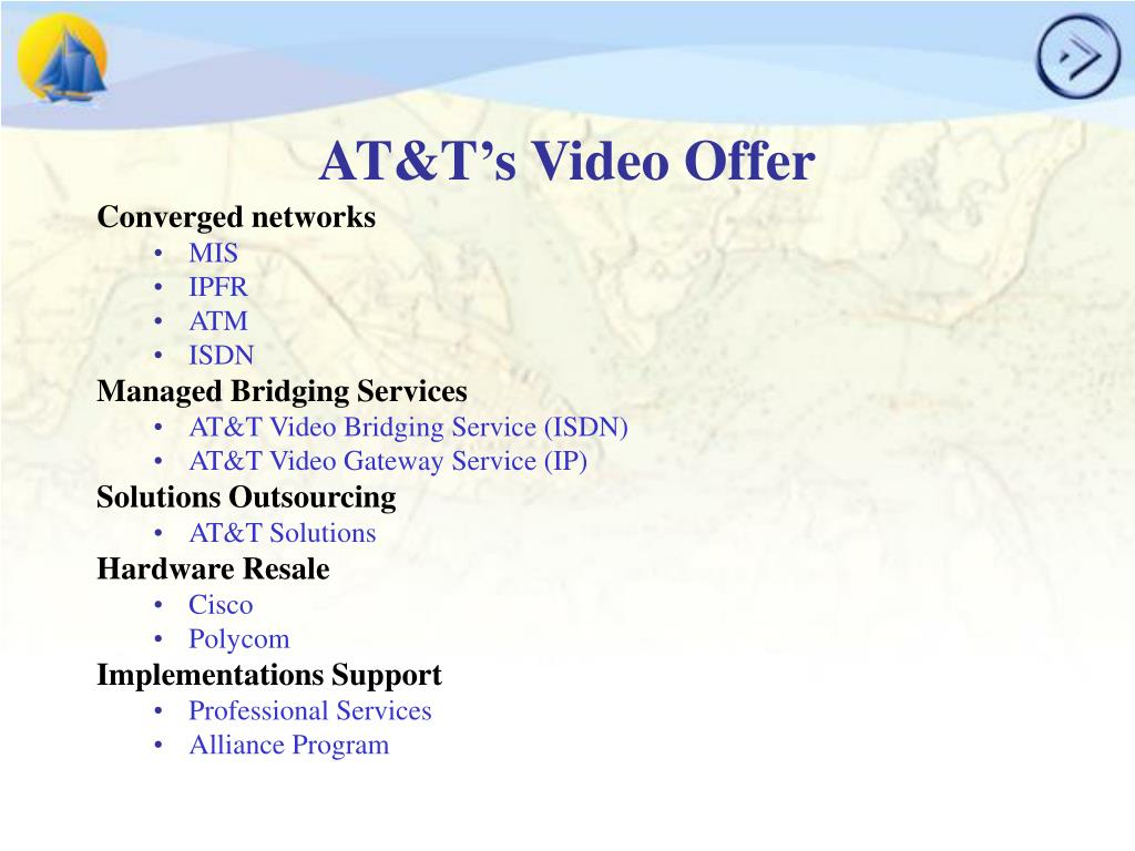 AT&T's Video Offer