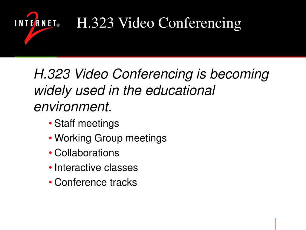 H.323 Video Conferencing