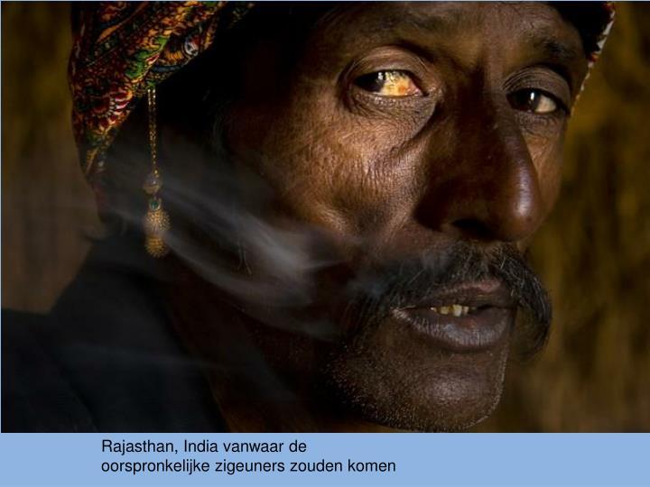 Rajasthan, India vanwaar de