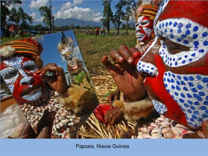 Papoea, Nieuw Guinea