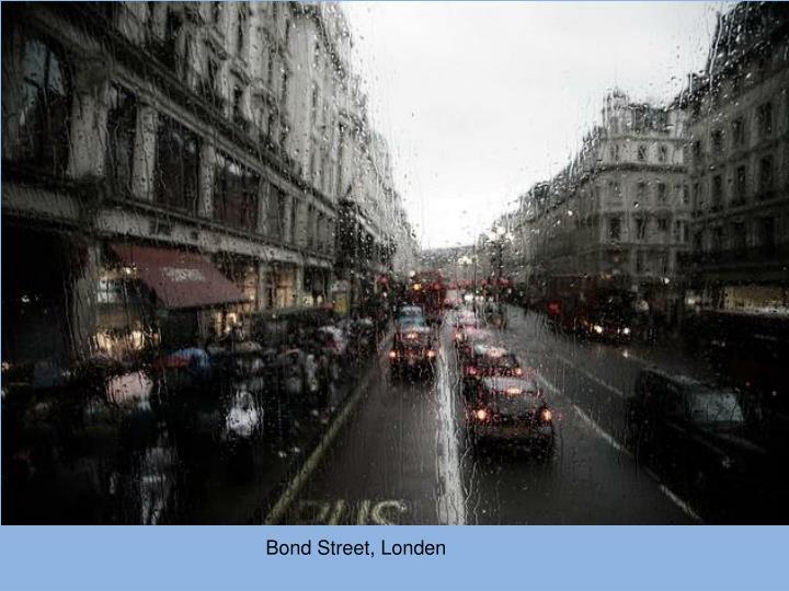 Bond Street, Londen
