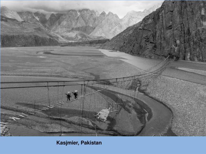 Kasjmier, Pakistan