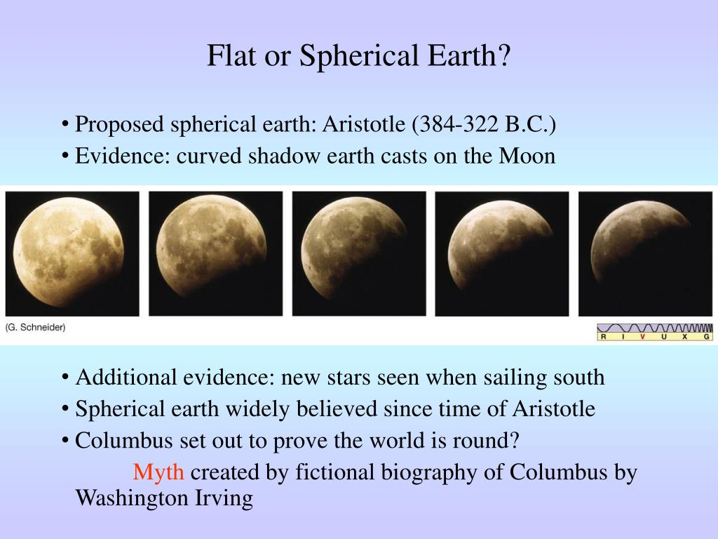 Flat or Spherical Earth?