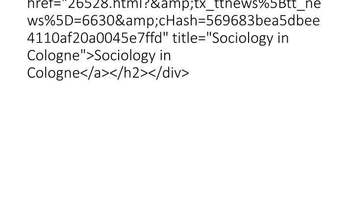 "<h2 class=""clearfix""><a href=""26528.html?&tx_ttnews%5Btt_news%5D=6630&cHash=569683bea5dbee4110af20a0045e7ffd"" ti"
