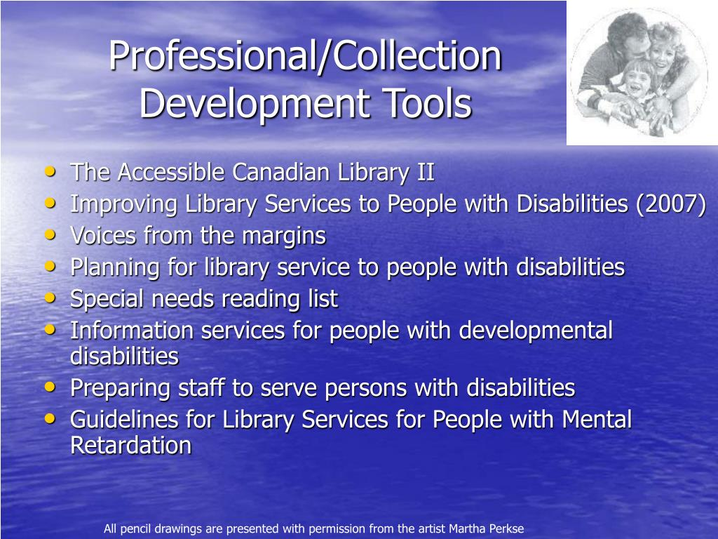 Professional/Collection Development Tools