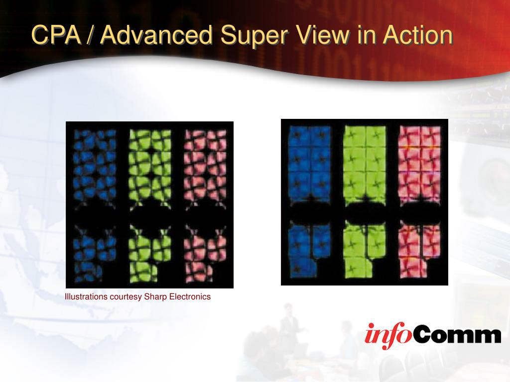 CPA / Advanced Super View in Action
