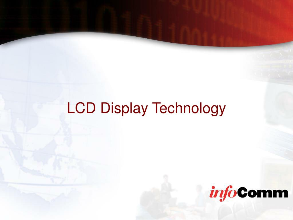 LCD Display Technology