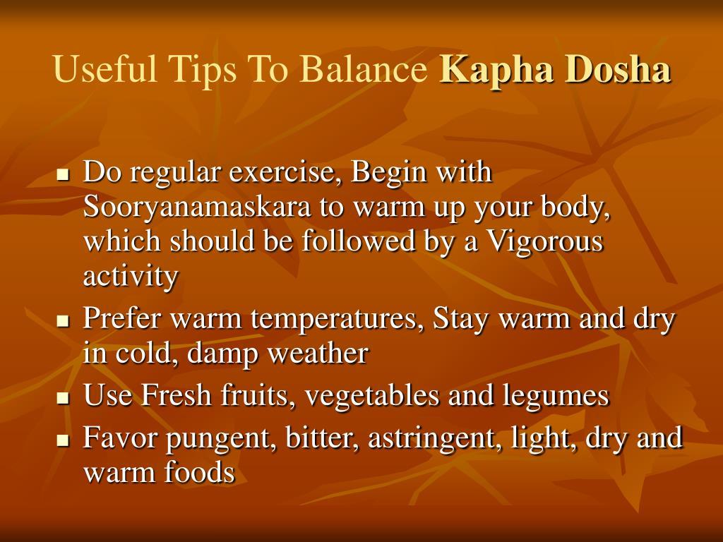 Useful Tips To Balance