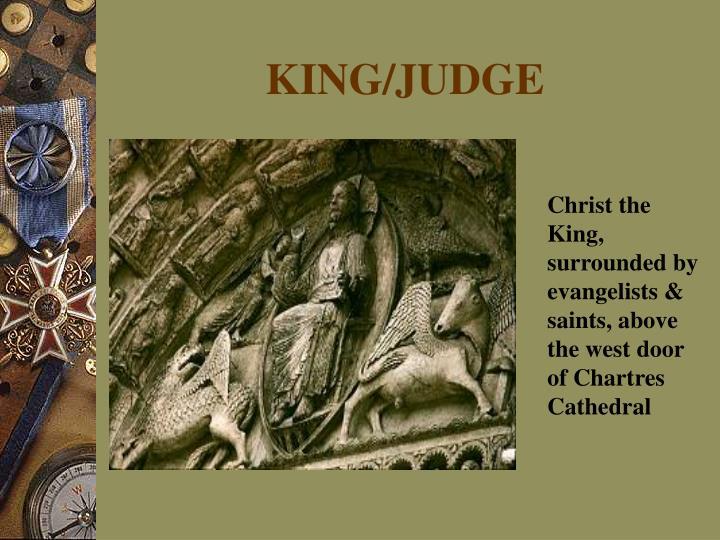 KING/JUDGE