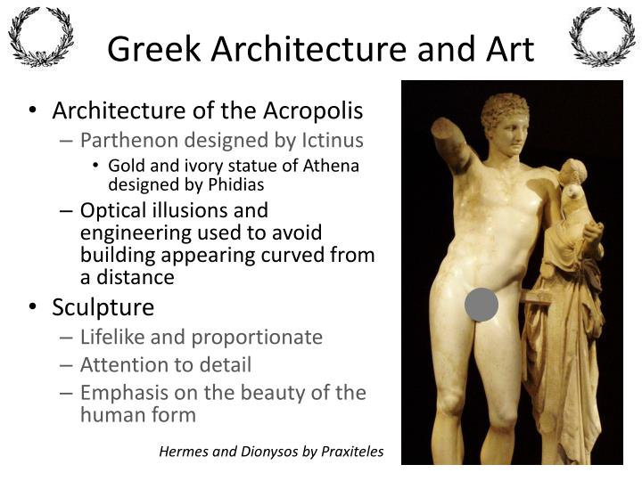 Greek Architecture and Art