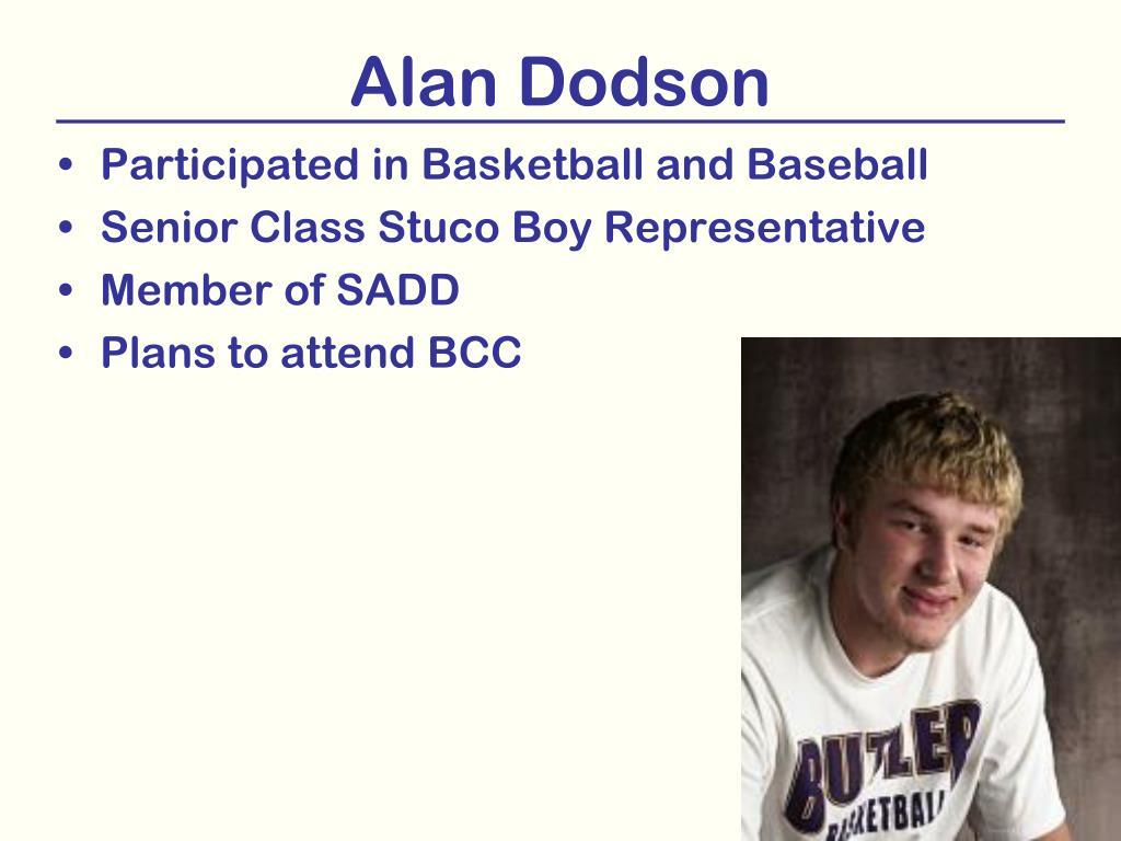 Alan Dodson