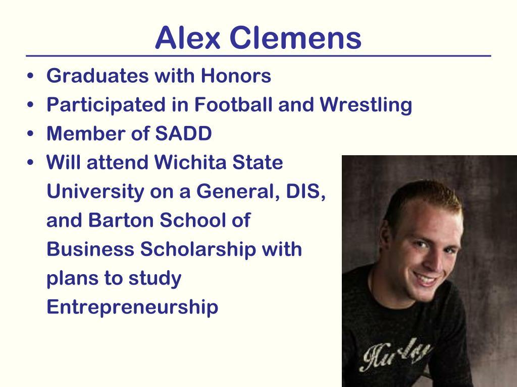 Alex Clemens