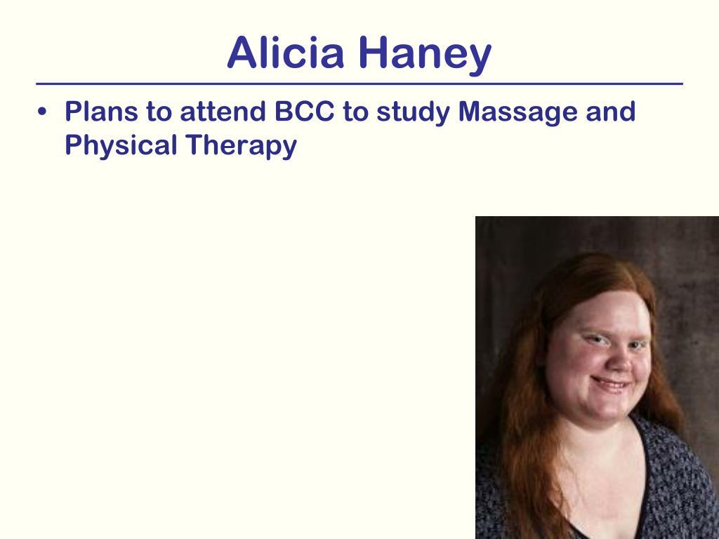 Alicia Haney
