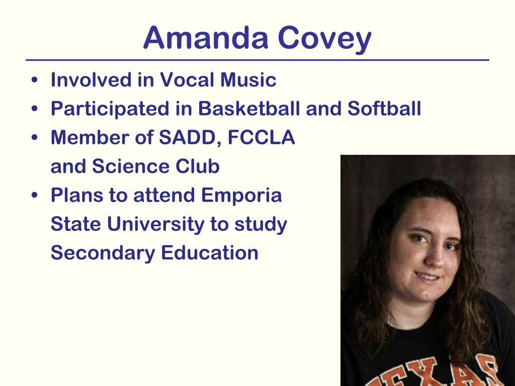 Amanda Covey