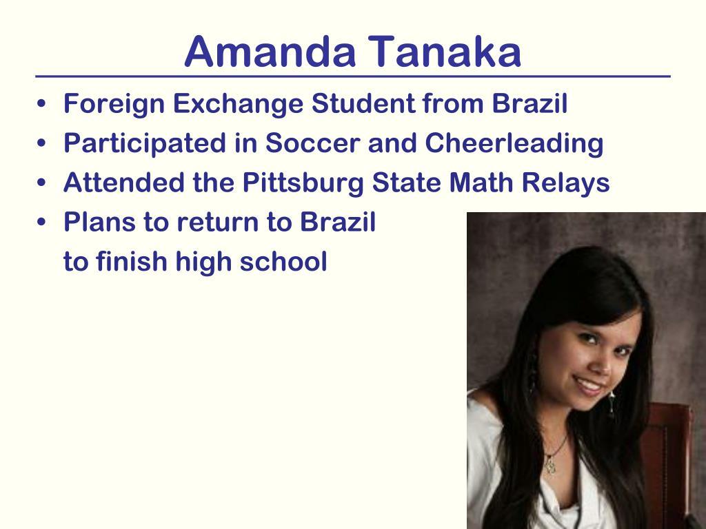 Amanda Tanaka