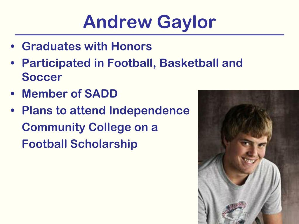 Andrew Gaylor
