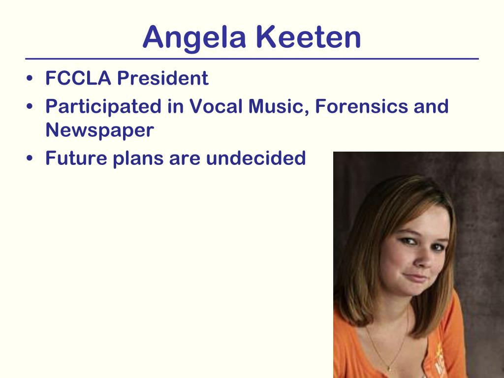Angela Keeten