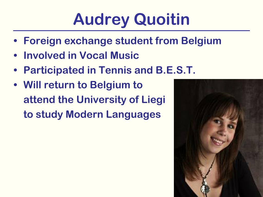 Audrey Quoitin