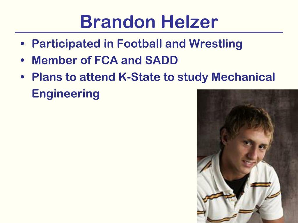 Brandon Helzer