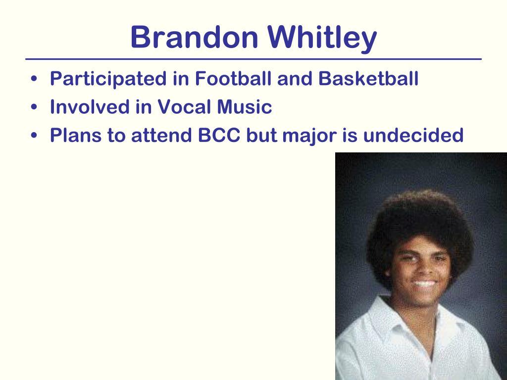 Brandon Whitley